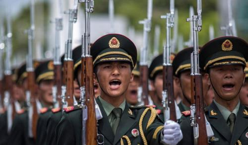 "India Deploys More Troops Along China Border, Raises ""Caution"" Level"