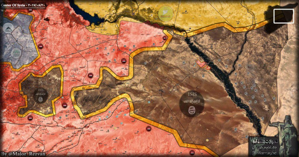 Syrian Army Liberated 3 More Villages In Eastern Hama (Map)