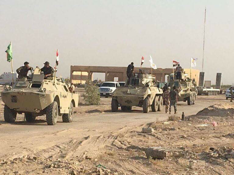 Iraqi Forces Wait Zero Hour To Start Tal Afar Battle (Photos)
