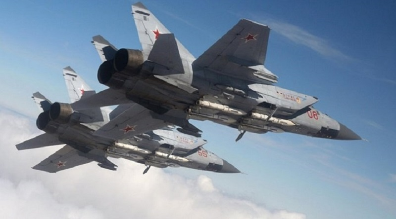 Russian Warplanes Destroyed ISIS Column Heading To Deir Ezzor. Over 200 Terrorists Killed, 20 Vehicles Destroyed