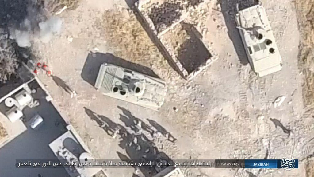 Iraqi Forces Captured 5 Districts In Tal Afar Town (Photos, Video)