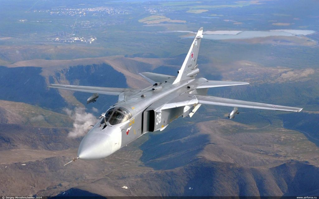 Russian Aerospace Forces in Syria - Overview