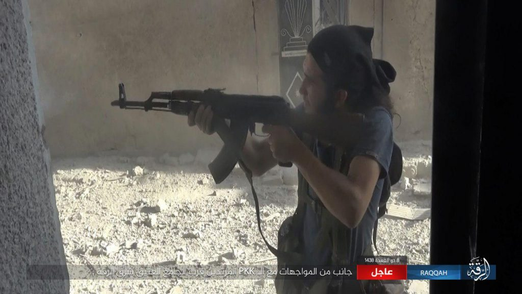 Syrian Democratic Forces Control 90% of Southern Districts Of Raqqa City (Photos, Videos)