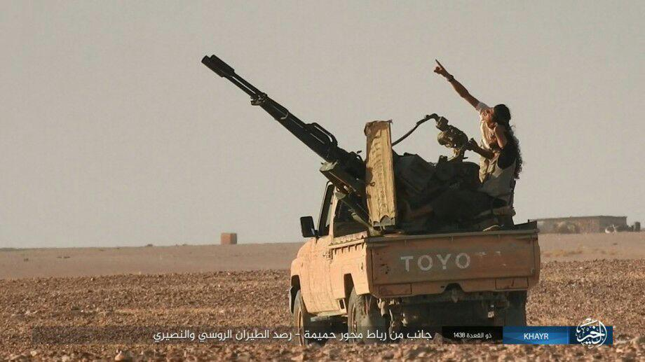 Large ISIS Attack On Army Positions Near Humaymah Ends As Disaster For Terrorists