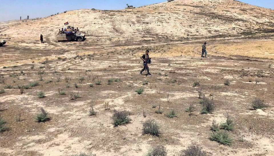 Iraqi Forces Liberated 12 Villages And 4 Hills Near ISIS Stronghold Of Tal Afar (Video, Photos)