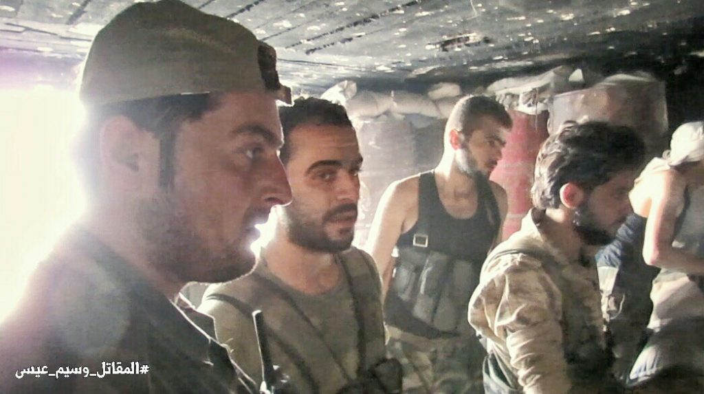 Syrian Army Advances In Ayn Tarma East of Damascus. Militants Blame Government For Alleged Chemical Attacks (Photos, Videos)