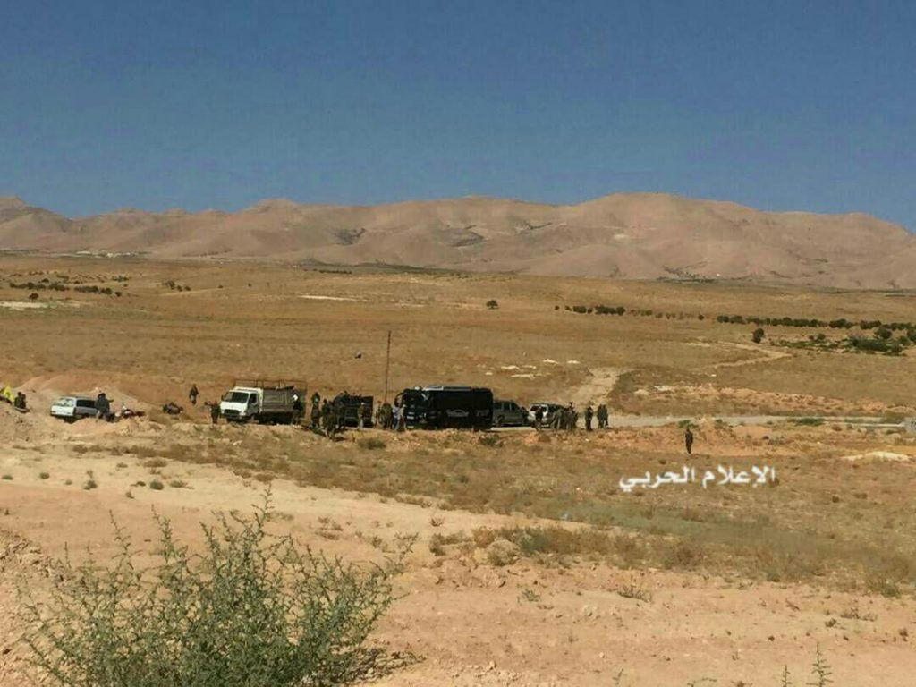 Hezbollah, Lebanese Army, Syrian Army Launched Final Push Against ISIS At Syrian-Lebanese Border (Videos, Photos)