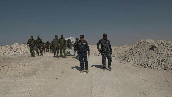 Iraqi Army And Popular Mobilization Units Mobilize Large Forces for Tal Afar Operation