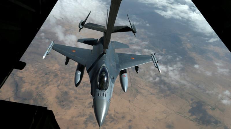 US-led Coalition Accidentally Bombed Allied Kurdish Fighters In Raqqah City - Media