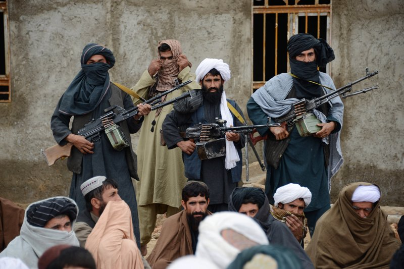 Taliban Writes Open Letter To Trump, Suggests Him To Accept Defeat In Afghanistan