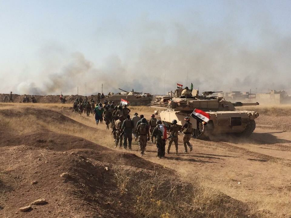 Iraqi Army And Popular Mobilization Units Capture Seven New Districts In Tal Afar Town