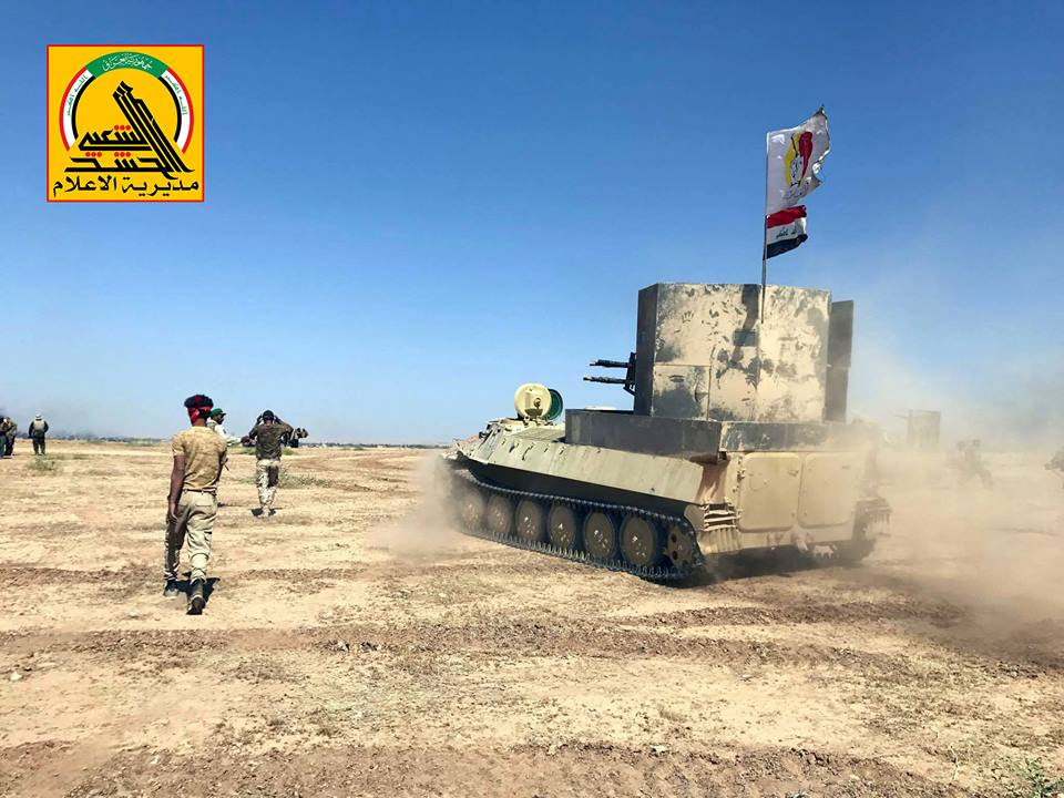 Iraq Starts Prepartaions For Operation To Liberate Hawijah From ISIS