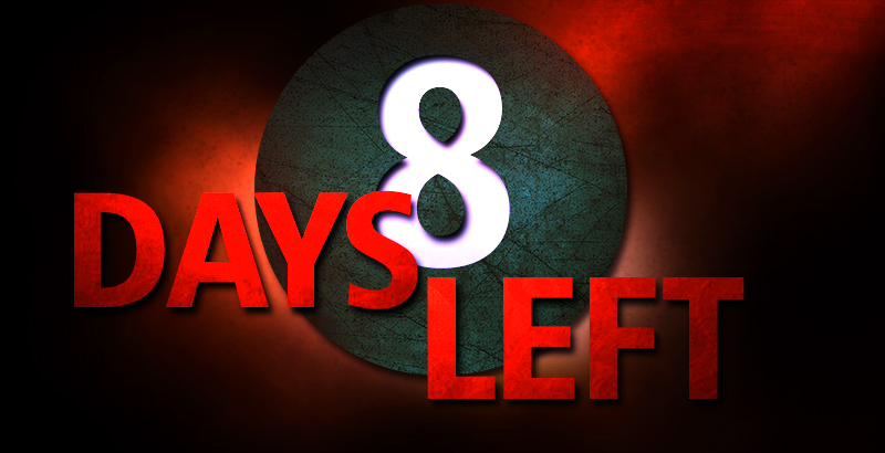 8 Days Left To Alocate SF Budget For Next Month