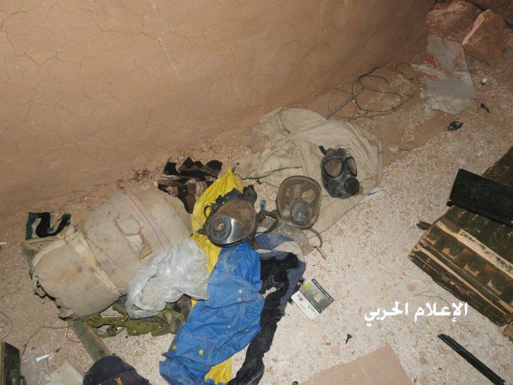 Hezbollah Seizes Former Main Hayat Tahrir al-Sham HQ In Arsal (Photos, Video)