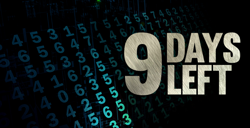 9 Days Left To Alocate SF Budget For Next Month