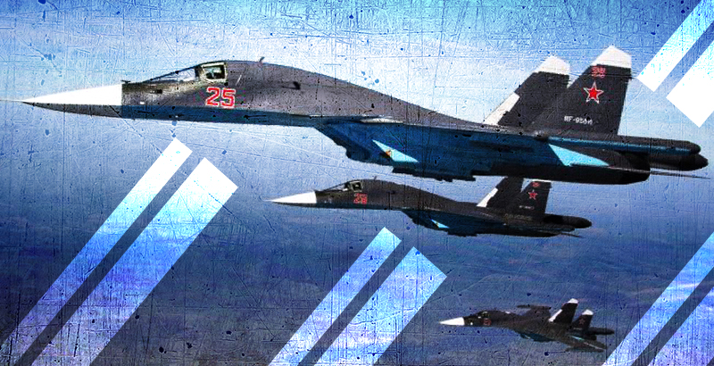 Russian Aerospace Forces Propel Syrian Army Advance In Homs Province