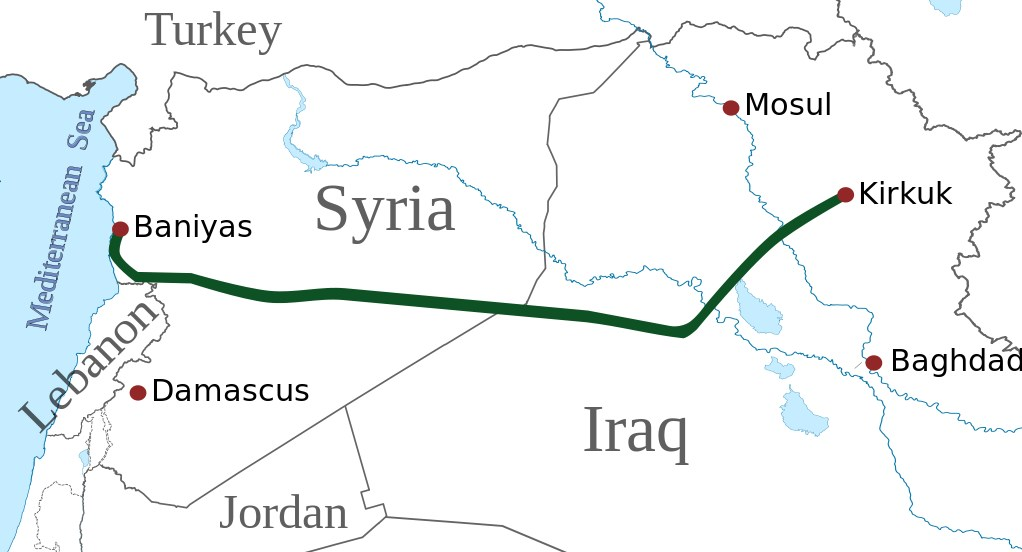 Kirkuk-Baniyas: The Forgotten Pipeline