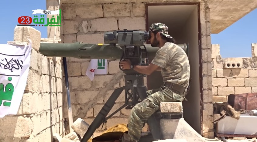 Overview: Usage Of US-made Anti-Tank Guided Missiles By Militant Groups In Syria In July (Videos)