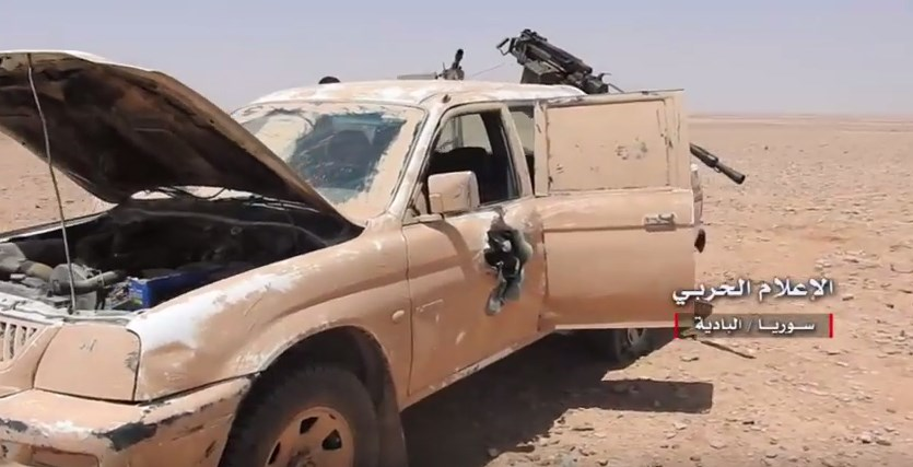 Government Troops Killed Up To 80 ISIS Members In Humaymah Area (Videos)