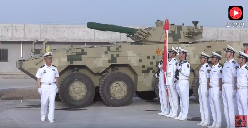 China Officially Opens First Overseas Naval Base In Djibouti (Video)