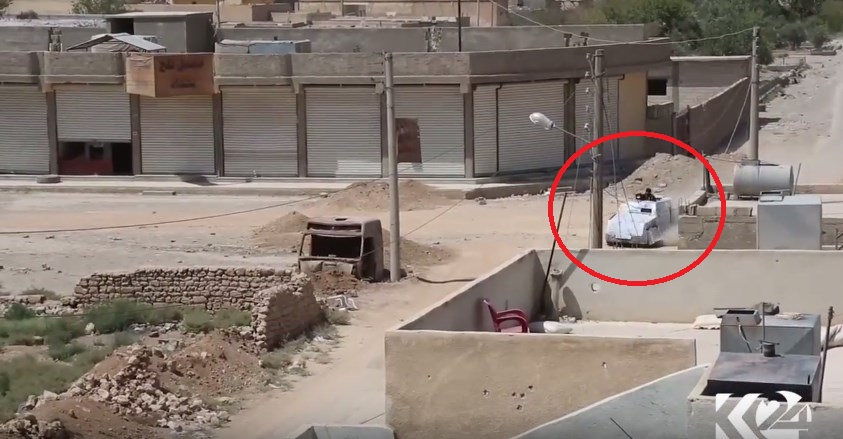 Video: ISIS SVBIED Attack Against SDF In Raqqah City
