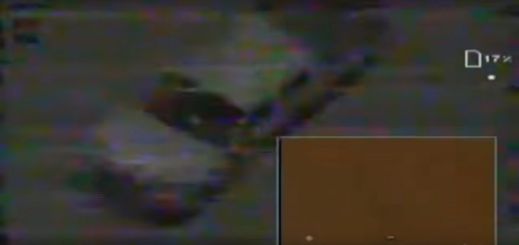 Video: Iranian Combat UAVs In Action Over Syria