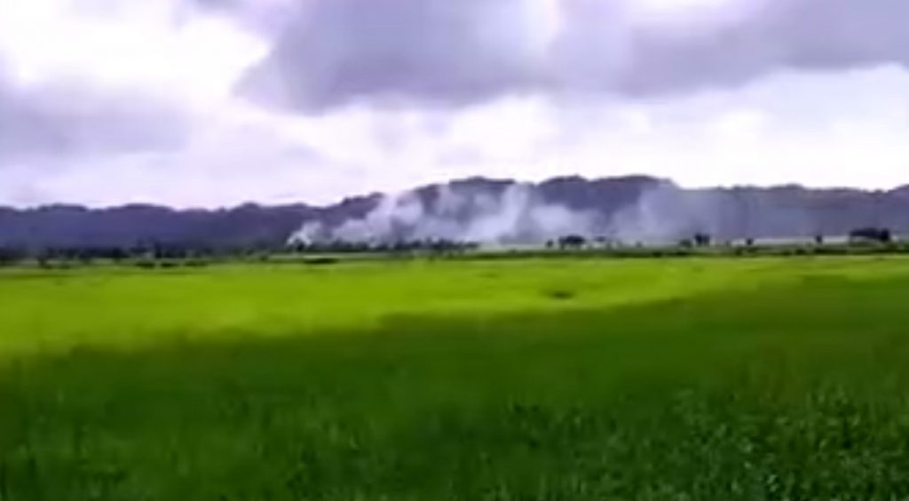 Myanmar Security Forces Killed About 100 Rohingya Muslims - Reports