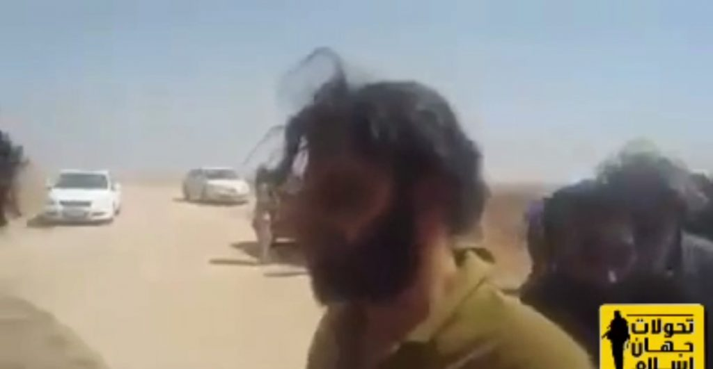 450 ISIS Terrorists Surrendered To Peshmerga Forces North Of Tal Afar