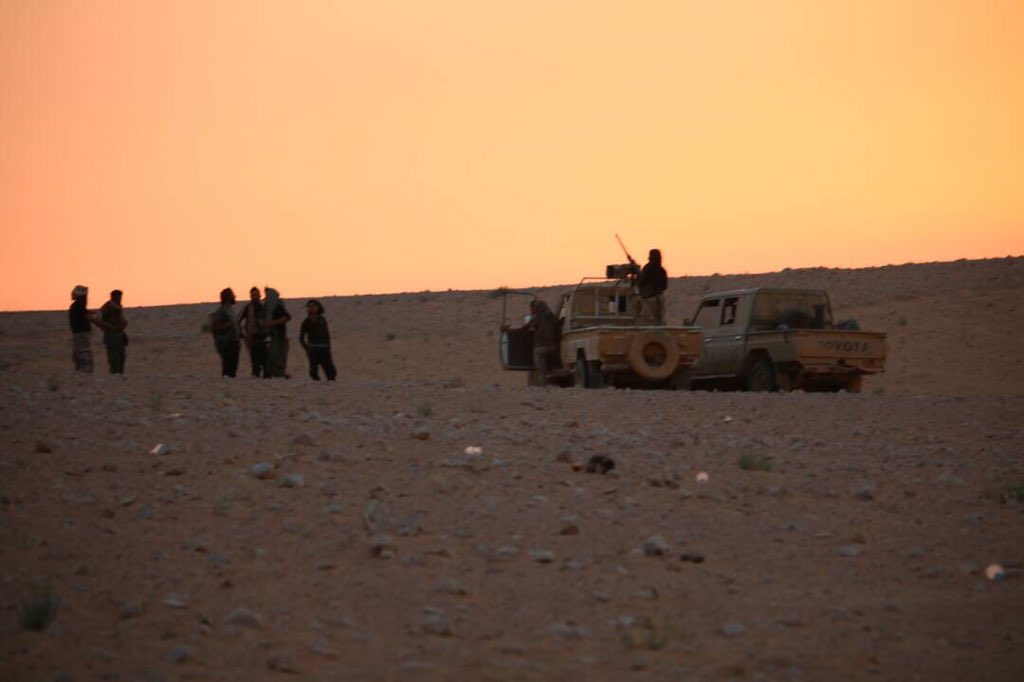 Govt Forces Successfully Advance At Syrian-Jordanian Border. Rift Among US-backed Militant Groups