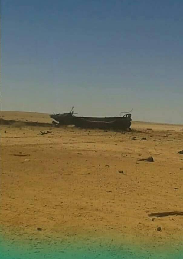 Syrian Army Advances At Syrian-Jordanian Border. US-backed Militants For Coalition For Push Towards Deir Ezzor
