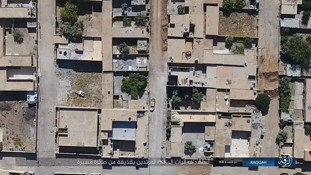 2,000 ISIS Fighters Oppose SDF, US-led Coalition In Raqqa City (Photos, Videos)
