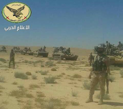 Govt Troops Liberate 30km Of Syrian-Jordanian Border From US-backed Forces