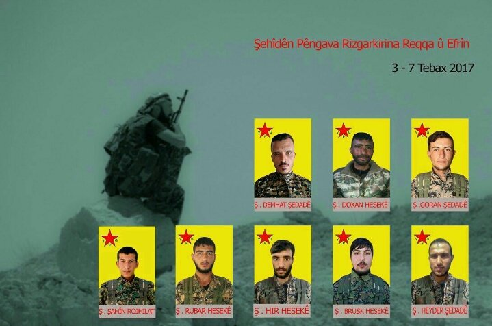 US-backed SDF Says It Will Need 4 More Months To Capture Raqqa