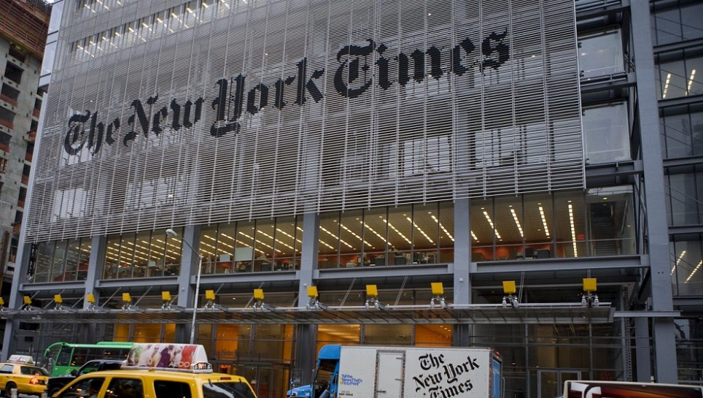 Fake News: Typical Deception by the Mainstream Media