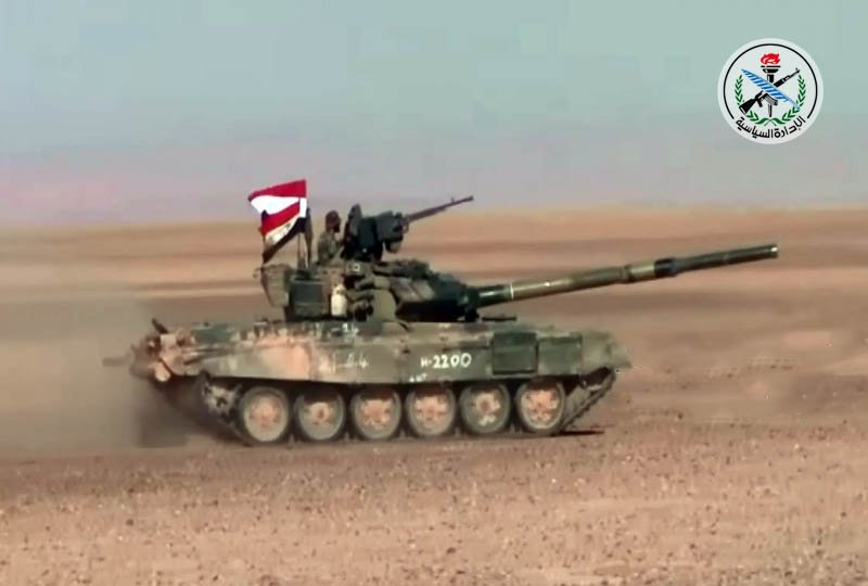 Government Troops Liberate 3 More Villages From ISIS In Eastern Hama - Syrian MoD