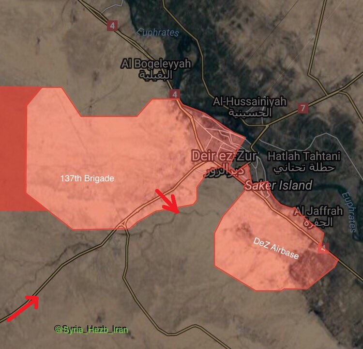 Syrian Military Deploys Russian-made Uragan Multiple Rocket Launcher Systems, Starts Operation To Break ISIS Siege On Dier Ezzor Airport (Photos, Map)