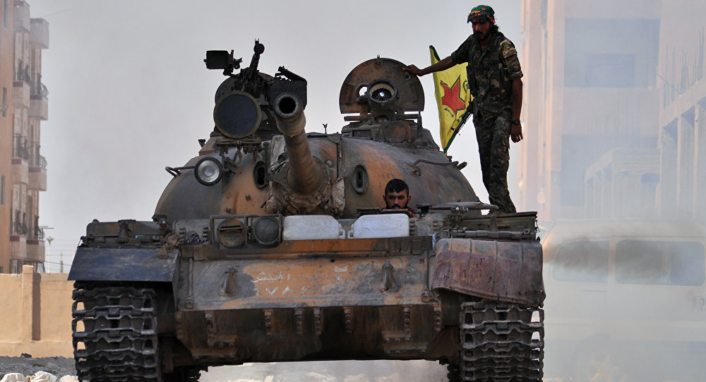 Syrian Democratic Forces Captures Raqqa University. 1,500 ISIS Members Remain In City