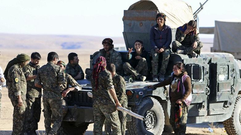 US-backed SDF Begins Advancing Towards Deir Ezzor City
