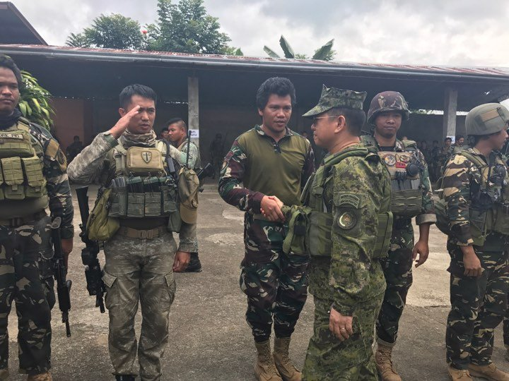 ISIS-Held Area In Marawi City Shrinks To 0.2 Km2