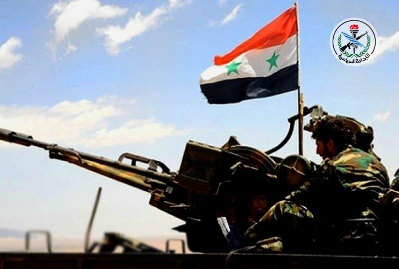 Overview Of Battle For Deir Ezzor City On September 8-9, 2017 (Map)