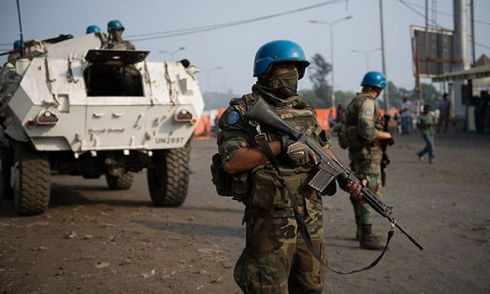 UN Peacekeepers To The Donbass?