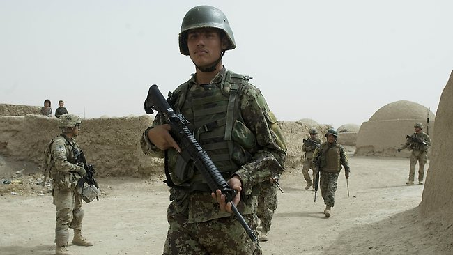 120 Taliban Fighters Including 20 Commanders Were Killed In Afghanistan Over Last Month