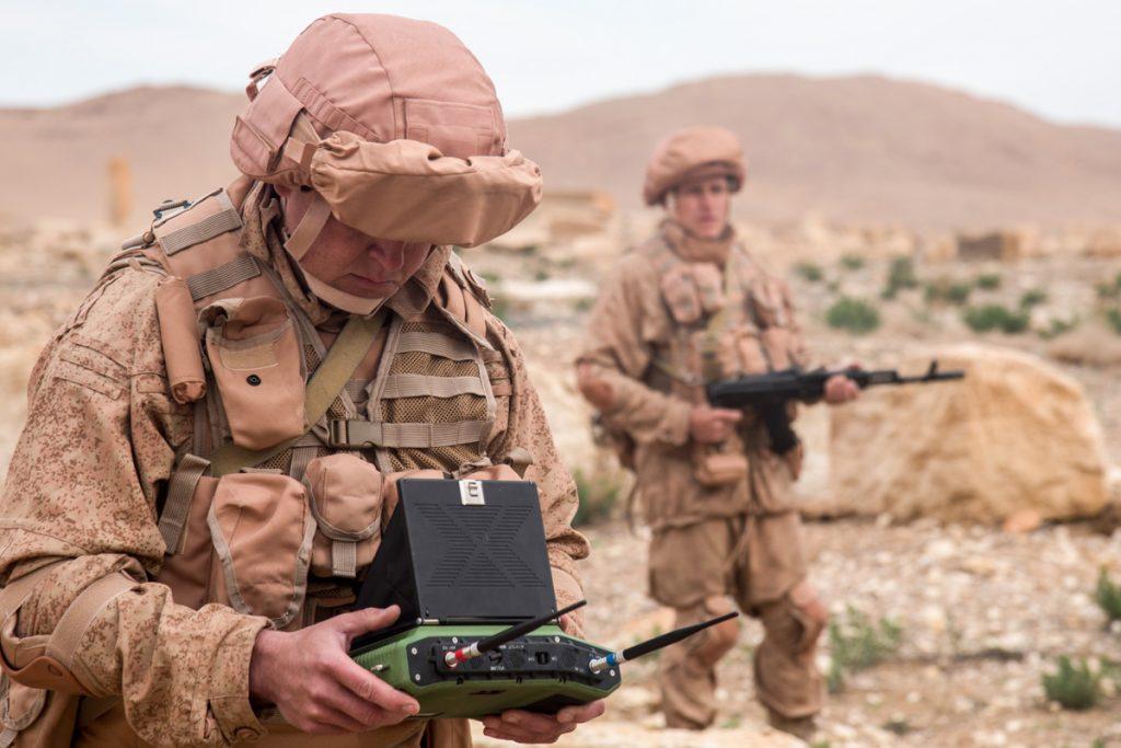 175 Russian Military Servicemen To Deploy To Syria's Deir Ezzor