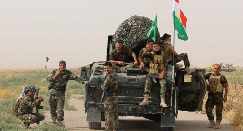 Kurdish Peshmerga Forces Deny Any Disagreements With Iraqi Government Over Hawija Operation