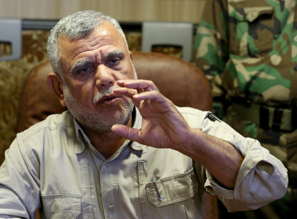 Leader Of Iraqi Badr Organization Warns From Kurdistan Region Independence Referendum, Condemns Hezbollah-ISIS Deal