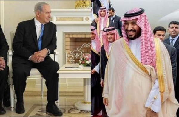 "Breaking News of Saudi Crown Prince's ""Secret"" Visit To Israel Brings Embassy Scramble"