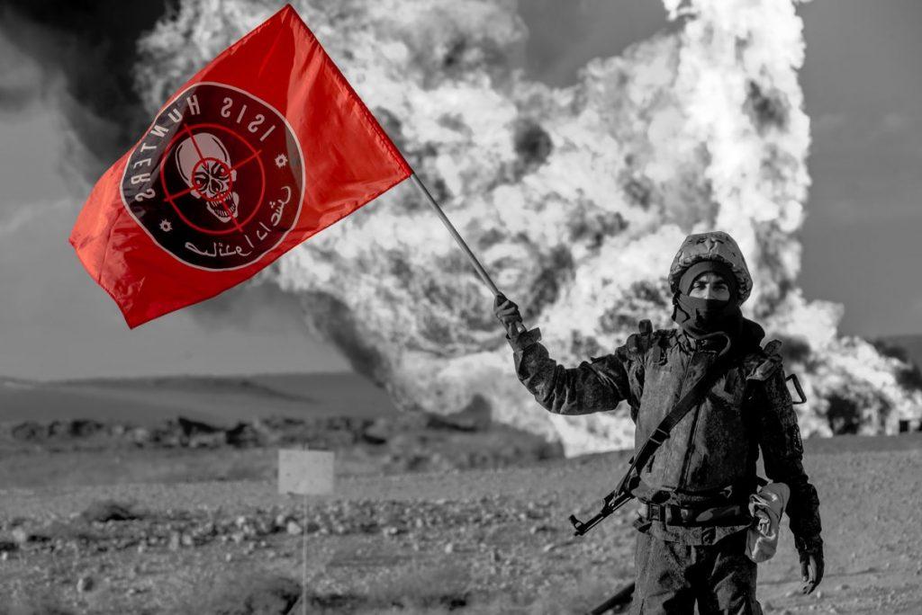 450 ISIS人以上殺した政府軍、オペレーションの近くデリゾールの間に5戦闘戦車を破壊した - ロシア国防省