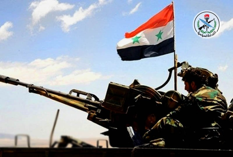 Tiger Forces And Republican Guard Storming ISIS-held Neighborhoods Of Deir Ezzor City