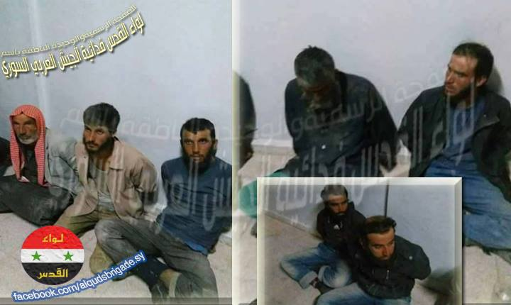 Syrian Security Forces Detained 25 ISIS Members, Including 3 Commanders, In Northeastern Hama