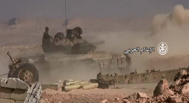 Tiger Forces Finishing Preparations To Cross Euphrates River - Reports